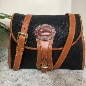 Dooney & Bourke Vintage Essex Leather Crossbody